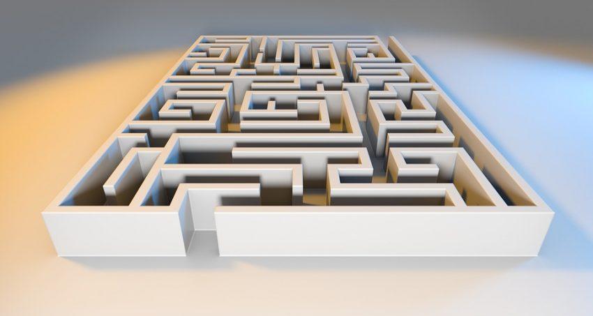 3d Maze Square Printable Puzzle Roadislam Com