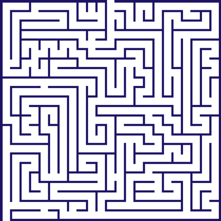 It is a picture of Printable Mazes Medium within summer